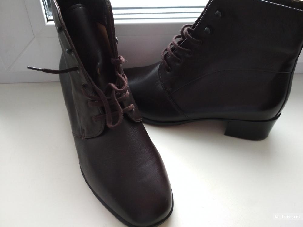 Ботинки solidus размер 38