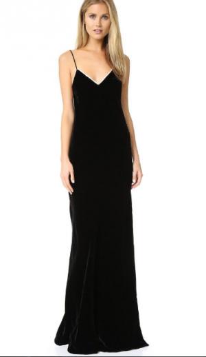 Платье из черного гипюра с бежевой подкладкой Sinéquanone, размер ХS/S =38/40+ (рос)