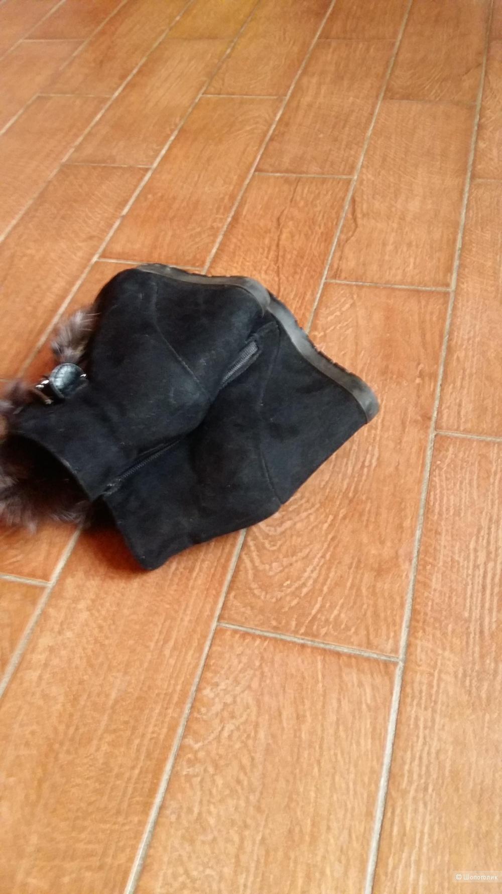 Ботинки зимние Meilina, размер 37.