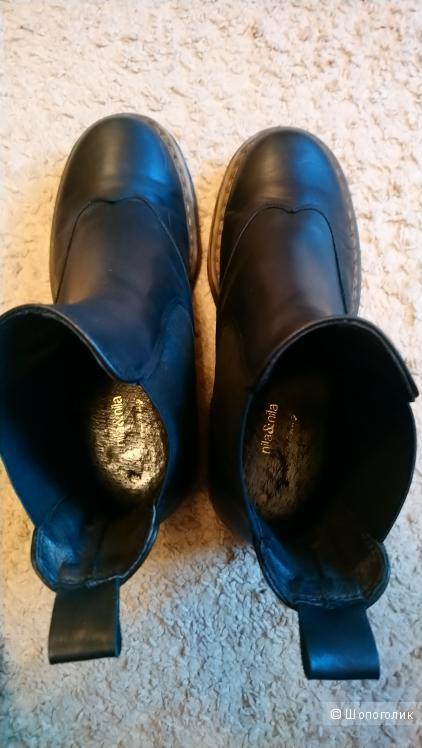 Ботинки челси NILA & NILA 38 размер