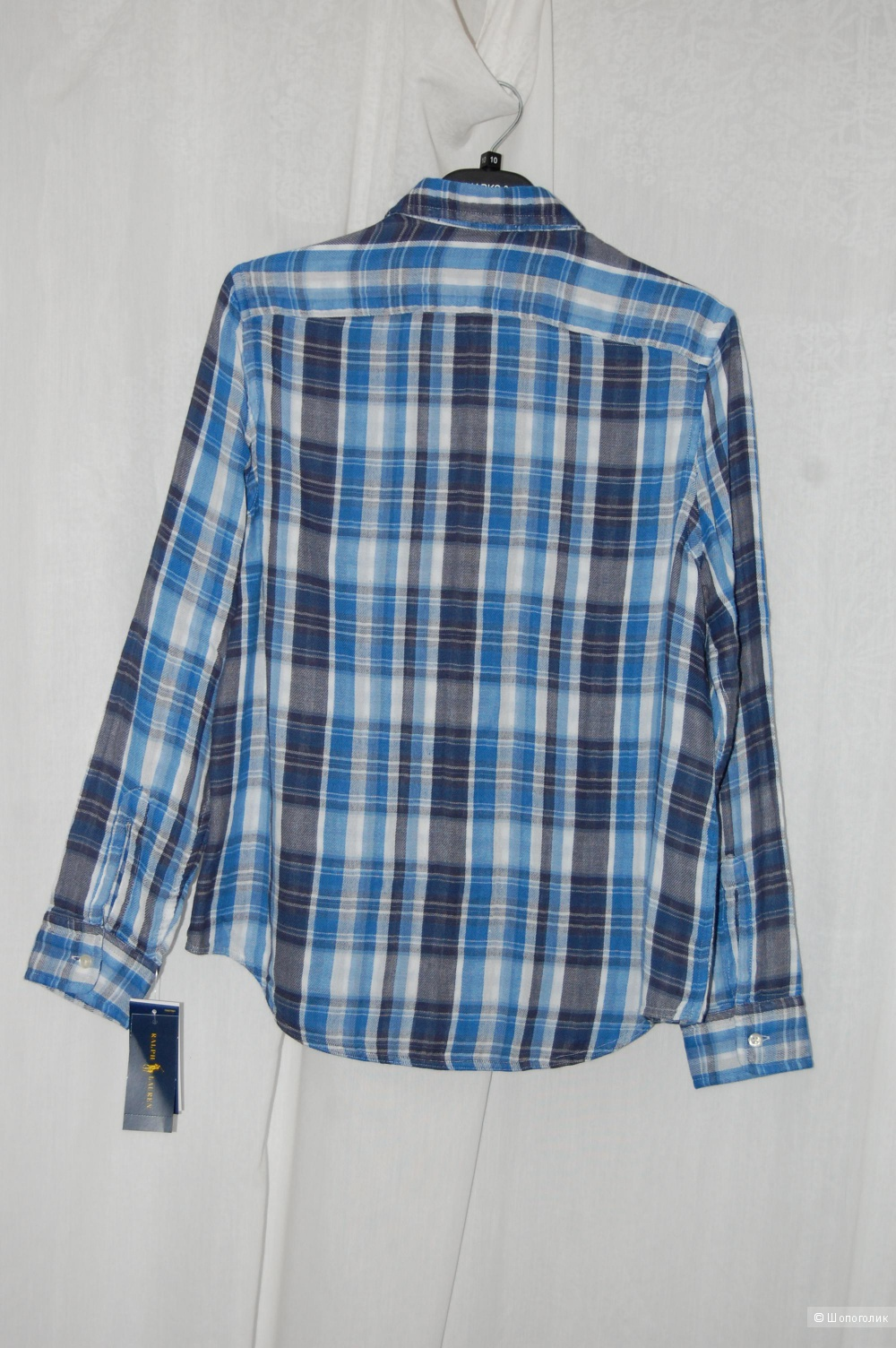2 в1 рубашка Ralph Lauren разм 12 лет