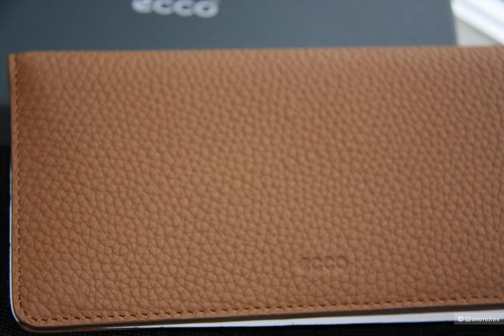Кошелек Ecco средний размер
