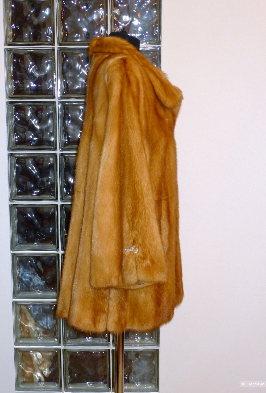 Шуба норковая EGO размер 46 русский