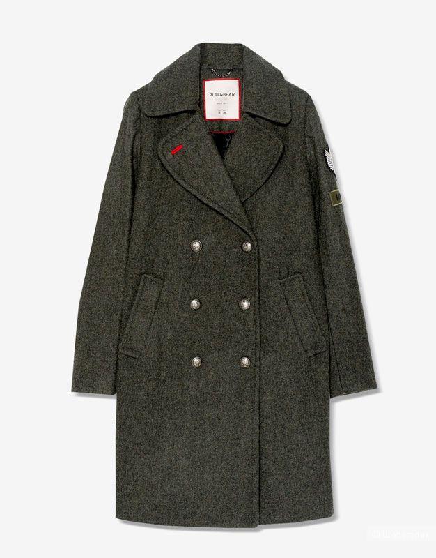 Пальто pull&bear размер L