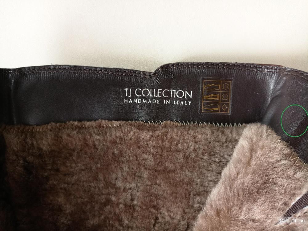 Сапоги зимние TJ Collection размер 38