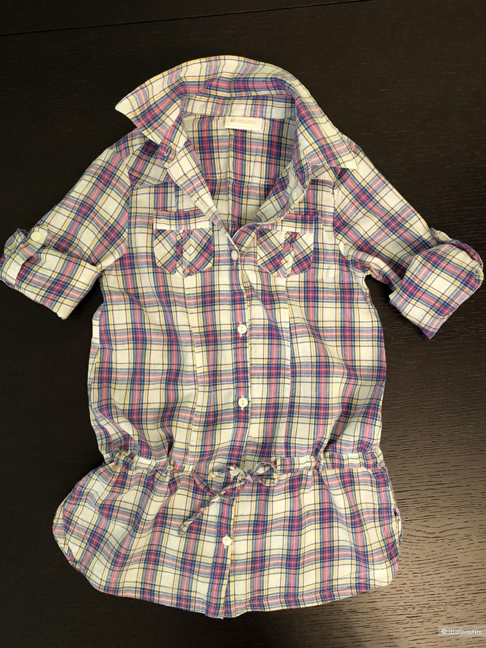 Рубашка Blukids, 6 лет