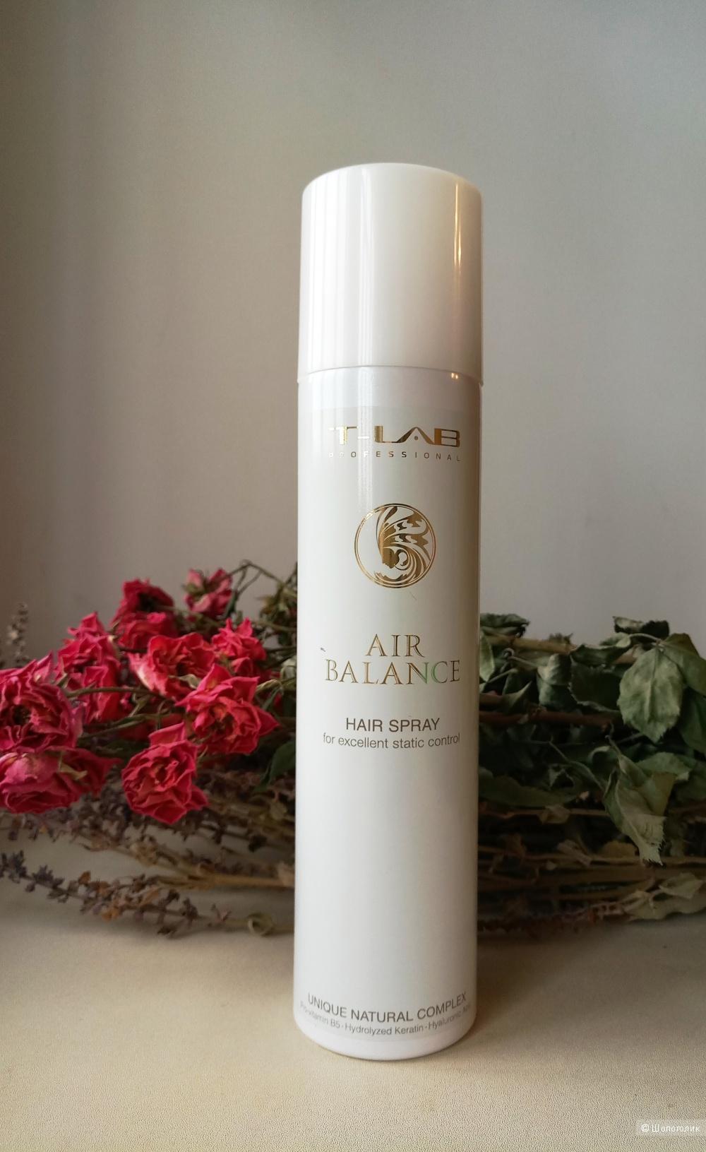 T-Lab Professional Air Balance Hair Spray - Спрей антистатик для волос