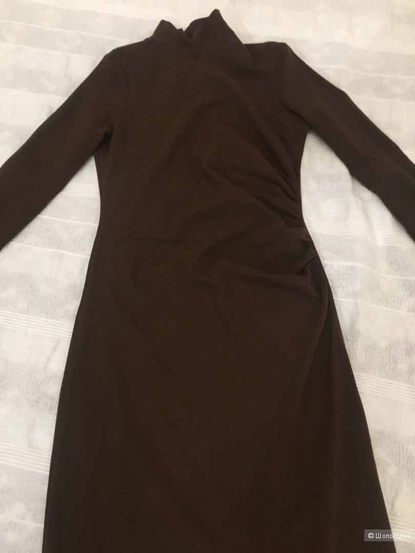 Шерстяное платье Zara S