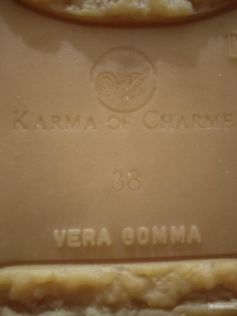 Сапоги KARMA OF CHARME, размер 38