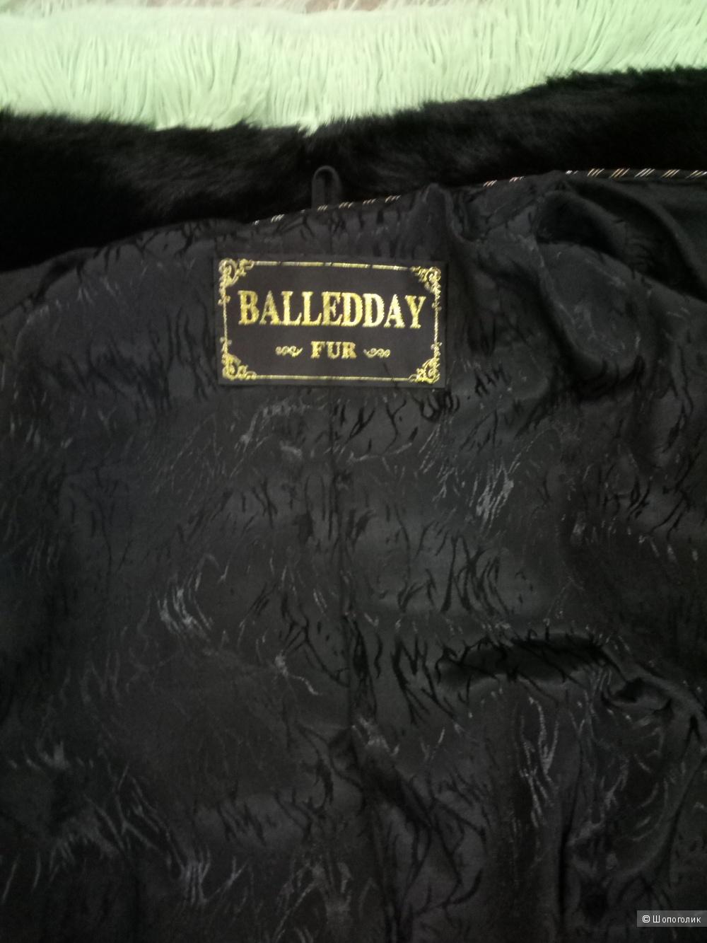Укороченная шуба  BALLEDDEY FUR, размер S