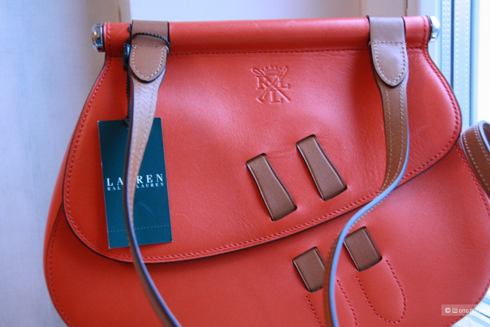 Сумка Ralph Lauren средний размер