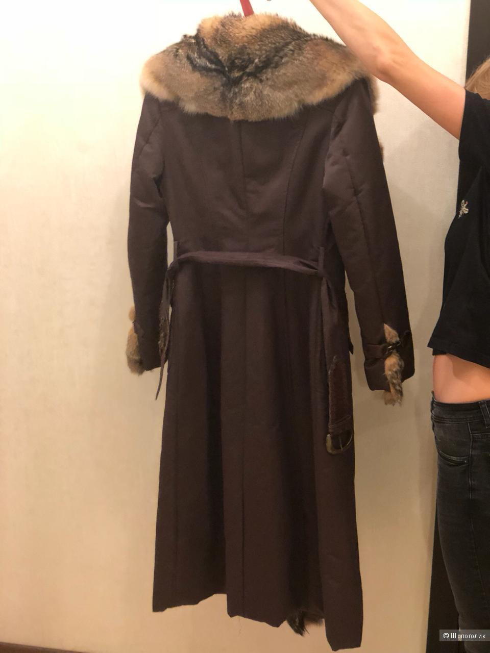Martylo зимнее пальто 42-44-46