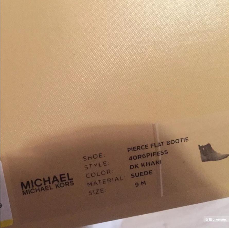 Челси - ботинки Michael Kors размер 9М