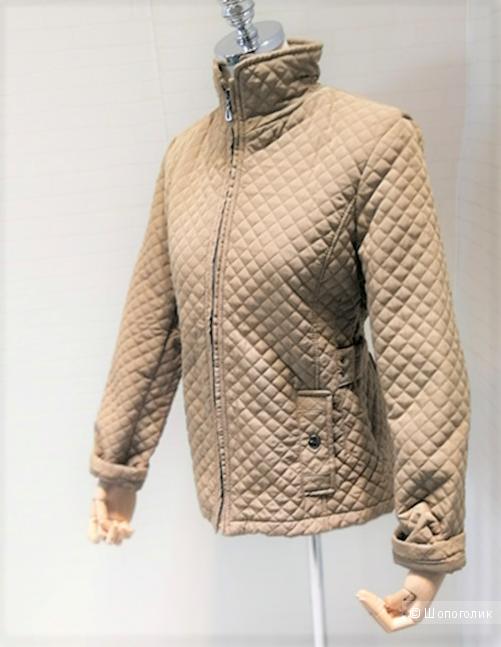 Стеганая куртка no name. 44-46 размер.
