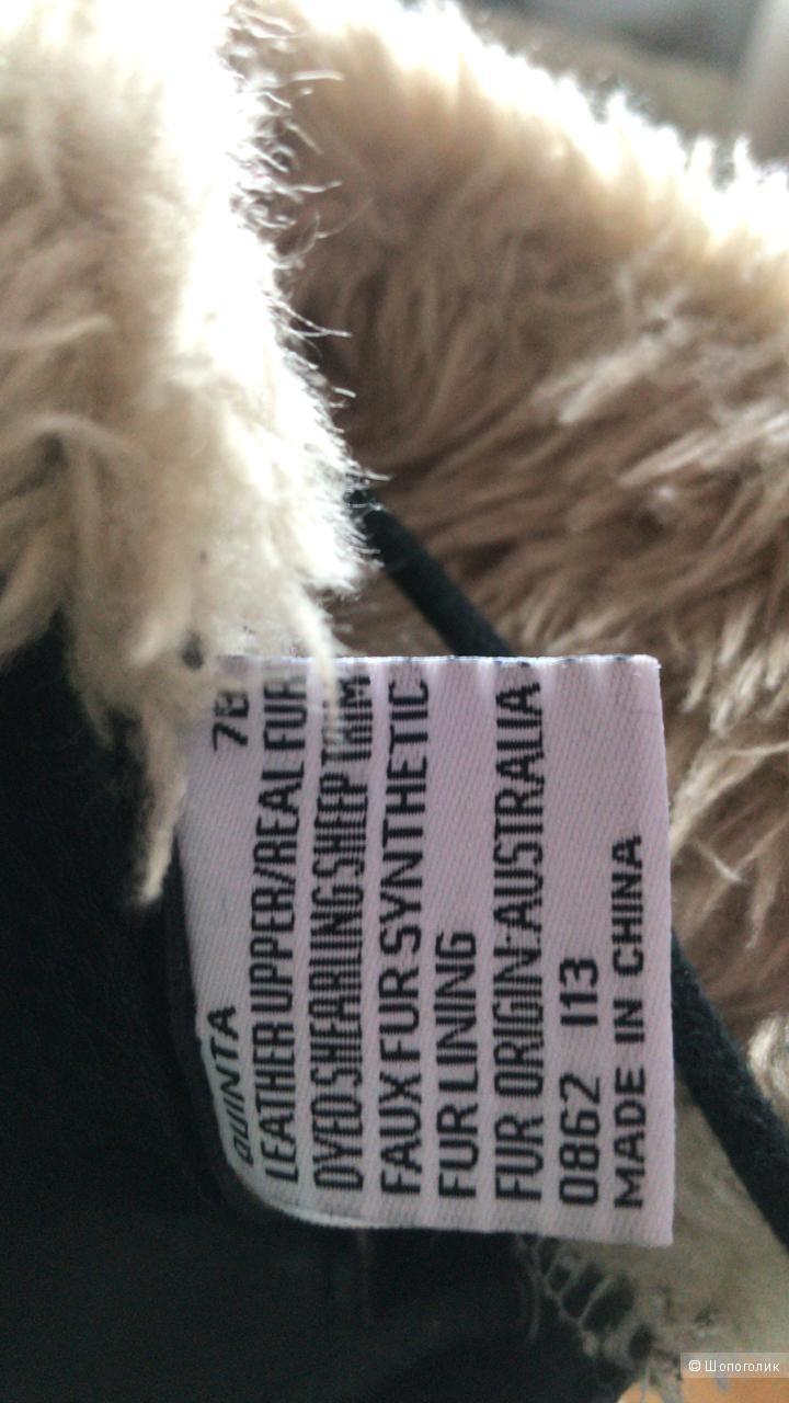 Зимние сапоги RALPH LAUREN, размер 37-38
