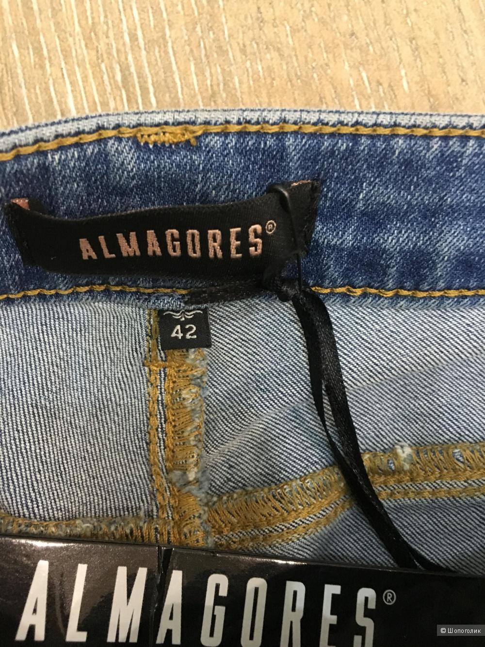 Джинсы Almagores,размер 42