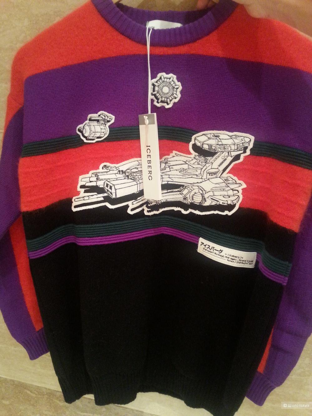 Шерстяной свитер Icberg,42it