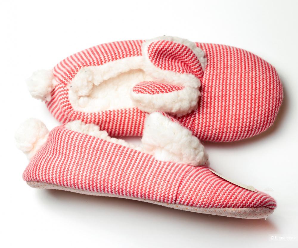 Домашние тапочки-зайки, Liana, 38-41 размер.
