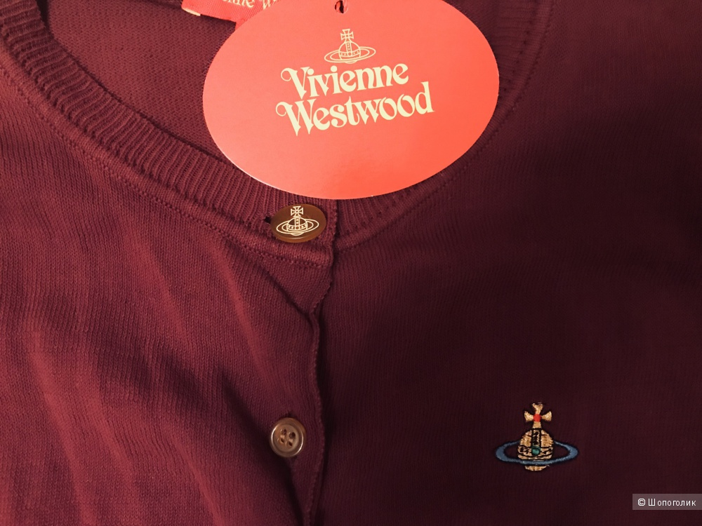 Кардиган Vivienne Westwood M ( 44 - 46)