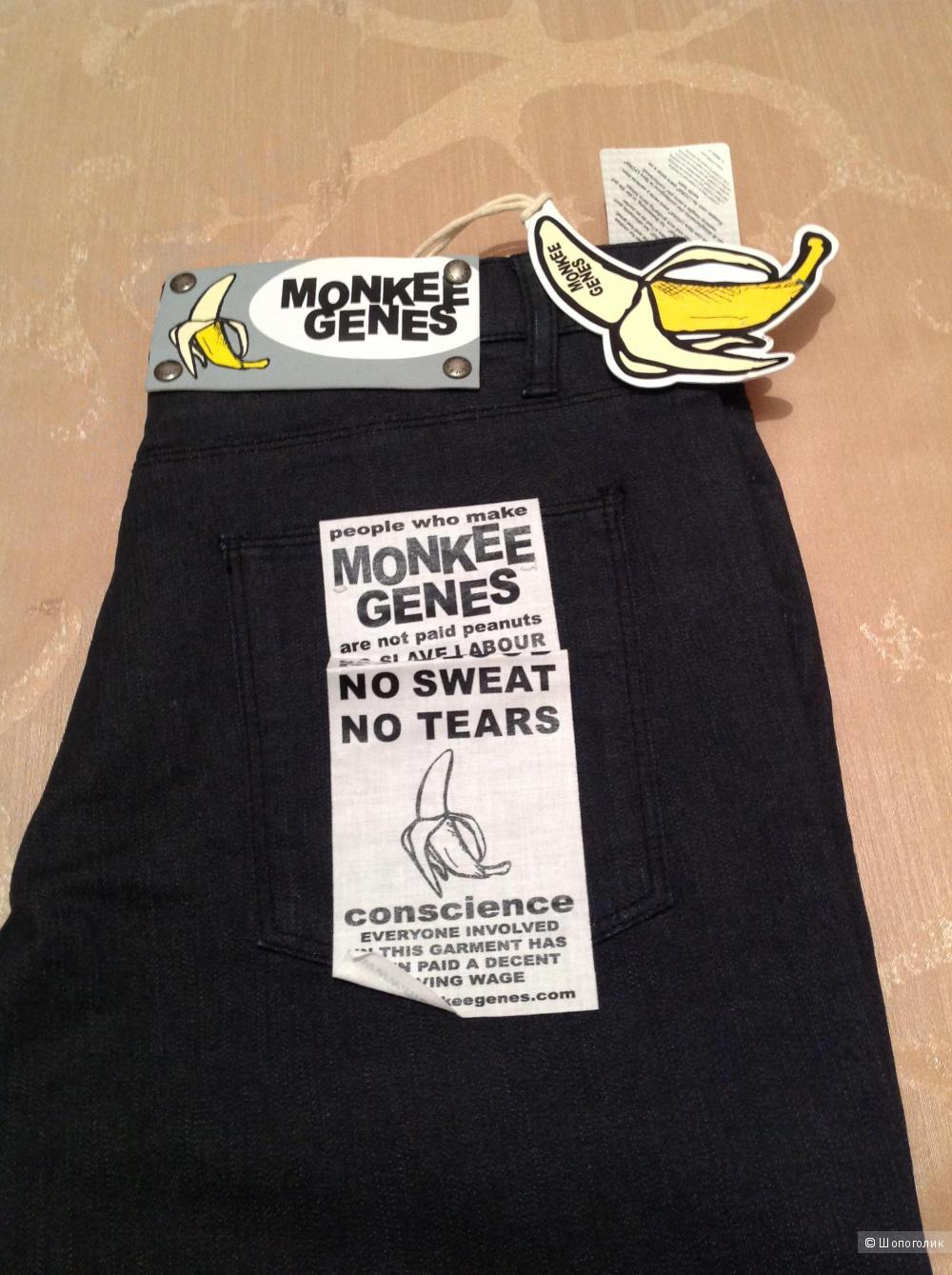 Джинсы Monkee Genes, размер 31, маломерят