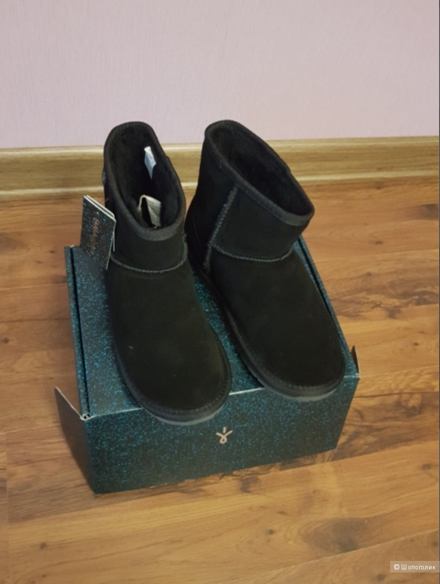 Ботинки EMU, размер 3K