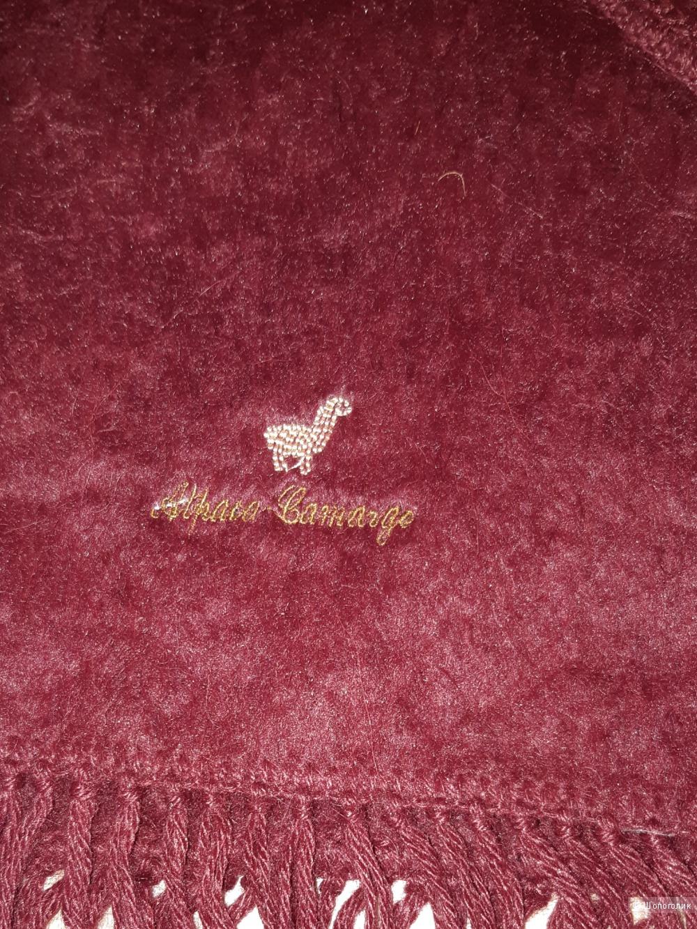 Шарф alpaca camargo, размер 23*200