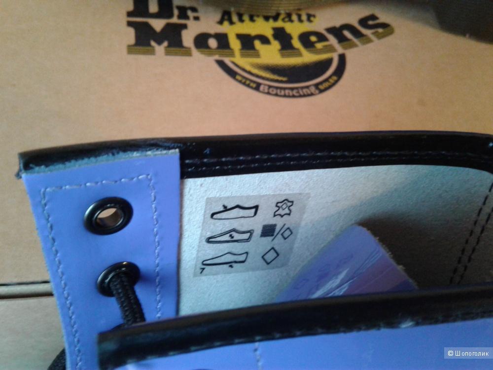 Сапоги Dr Martens, размер 6UK 39EU 8US