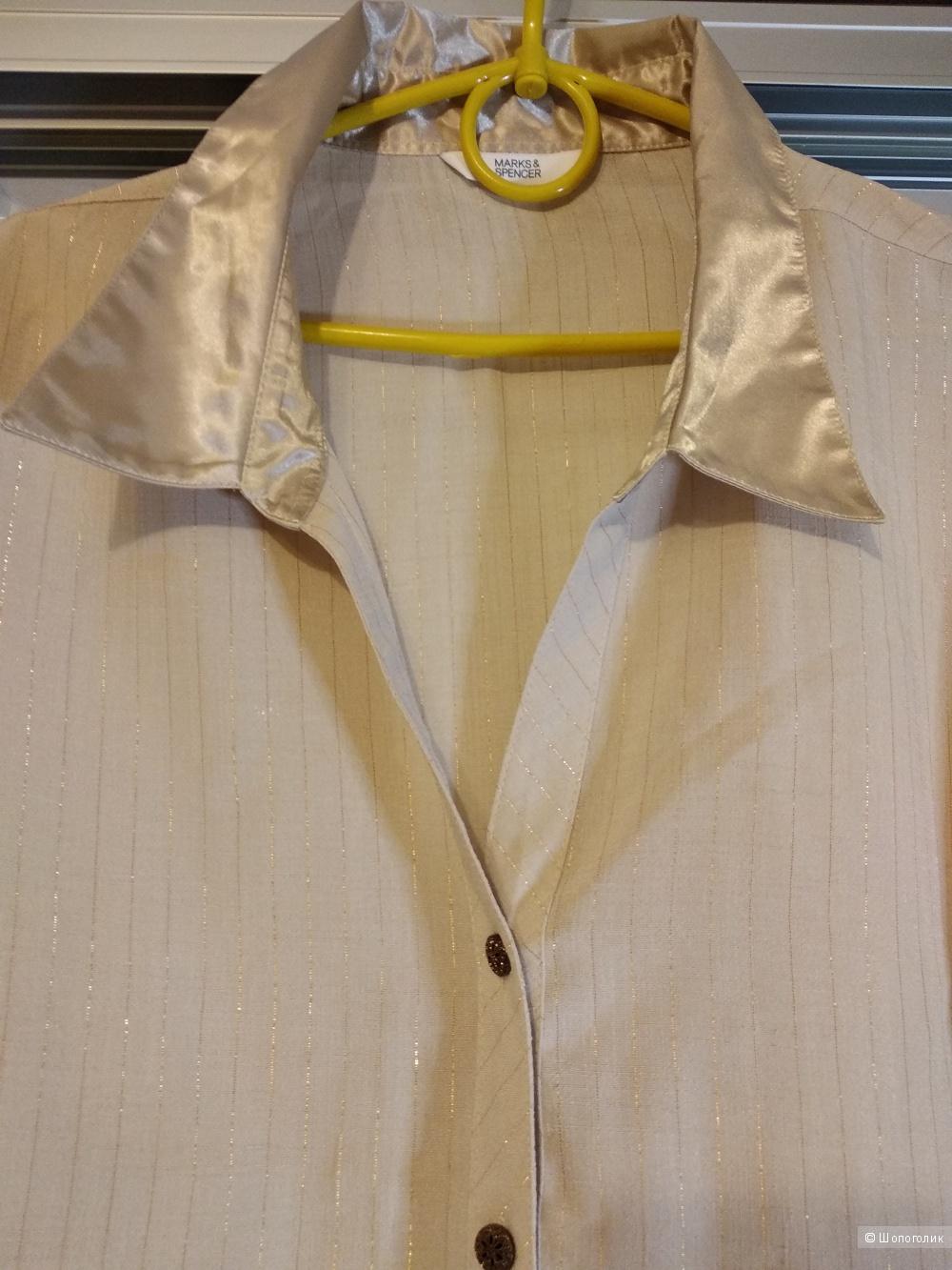Блузка MARKS&SPENCER размер 52