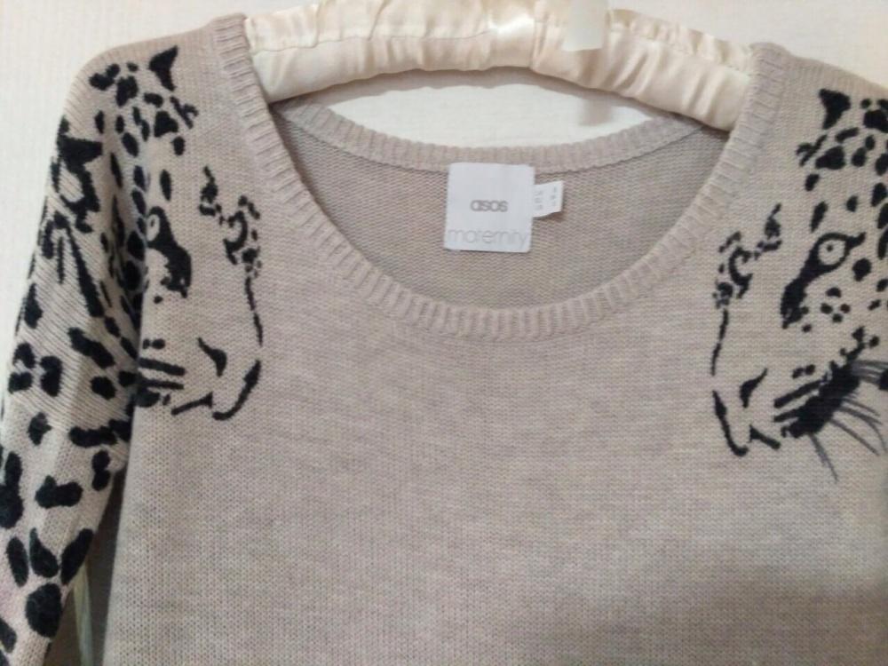 Платье-свитер ASOS, размер 42-44