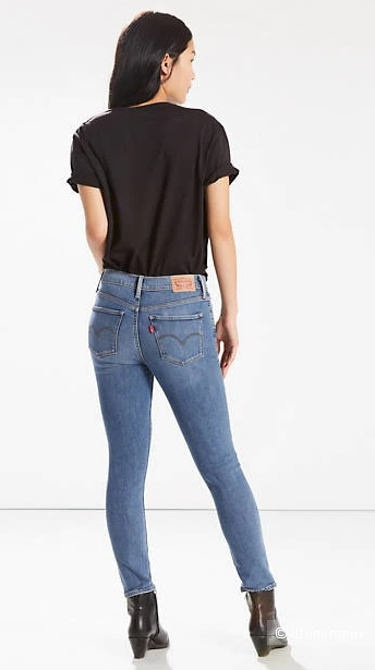 Джинсы Levis 311 Shaping Skinny р.28