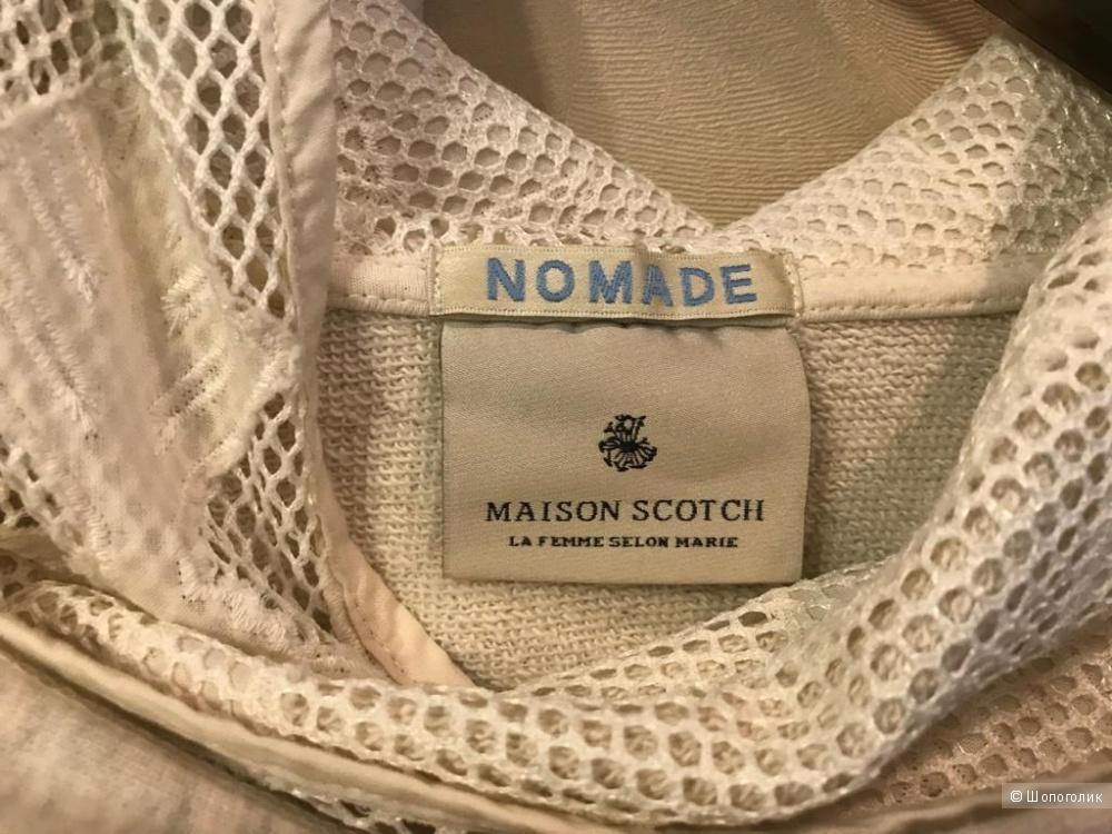 Свитшот Maison Scotch , размер 44.
