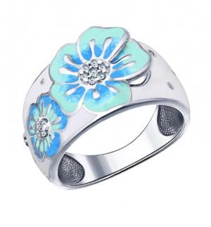 Кольцо, SOKOLOV  размер 17.5