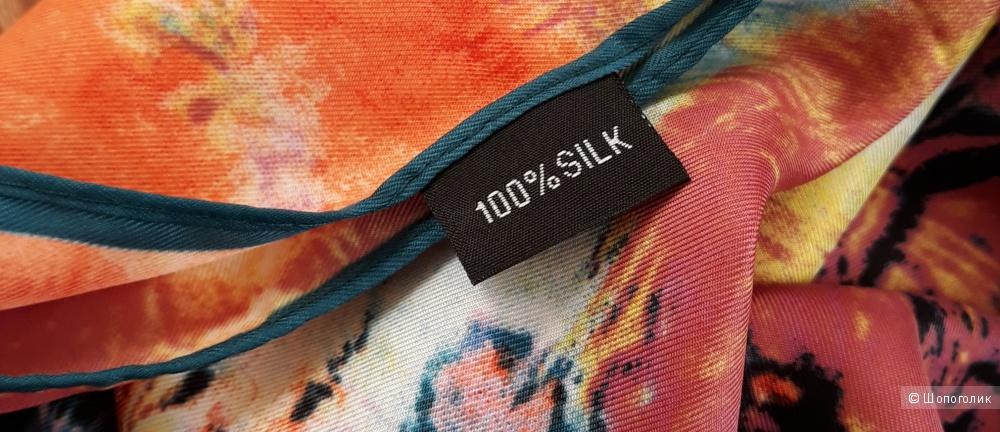 Платок шёлковый. 100/100