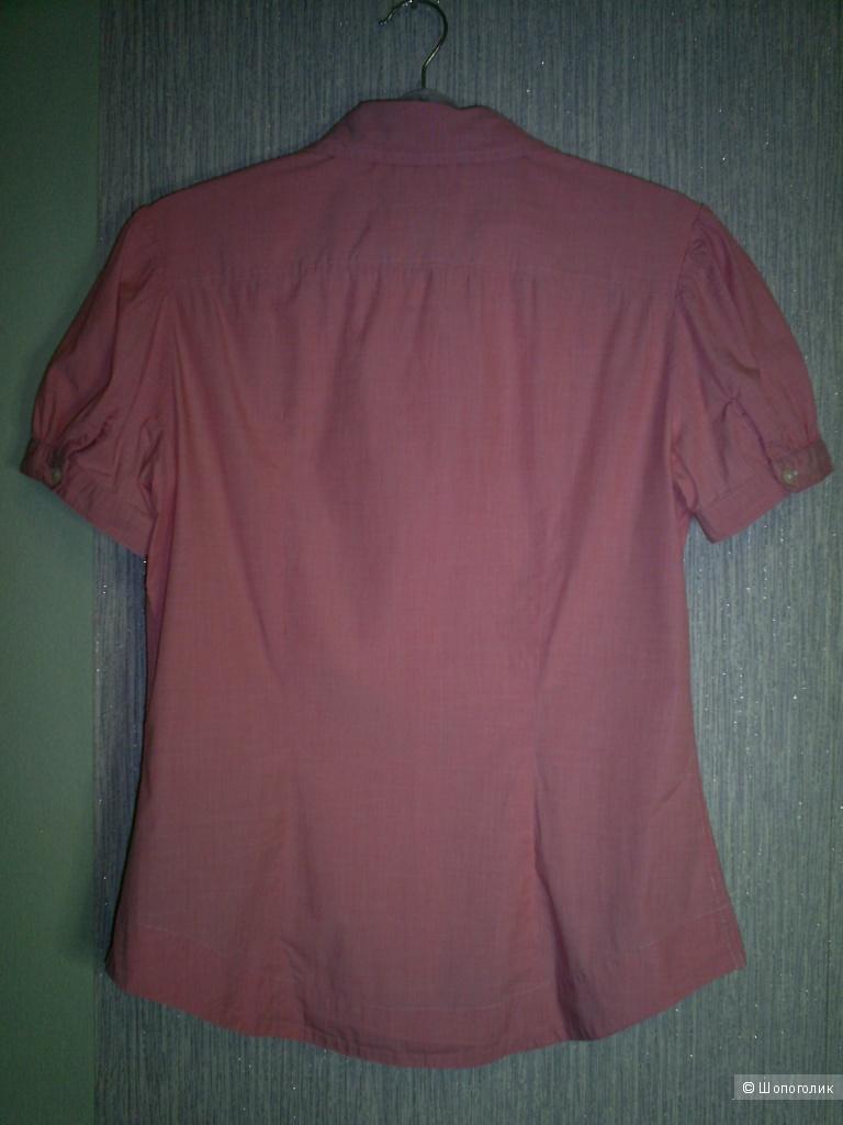Рубашка от Tommy Hilfiger р 6 на 42-44 русс.