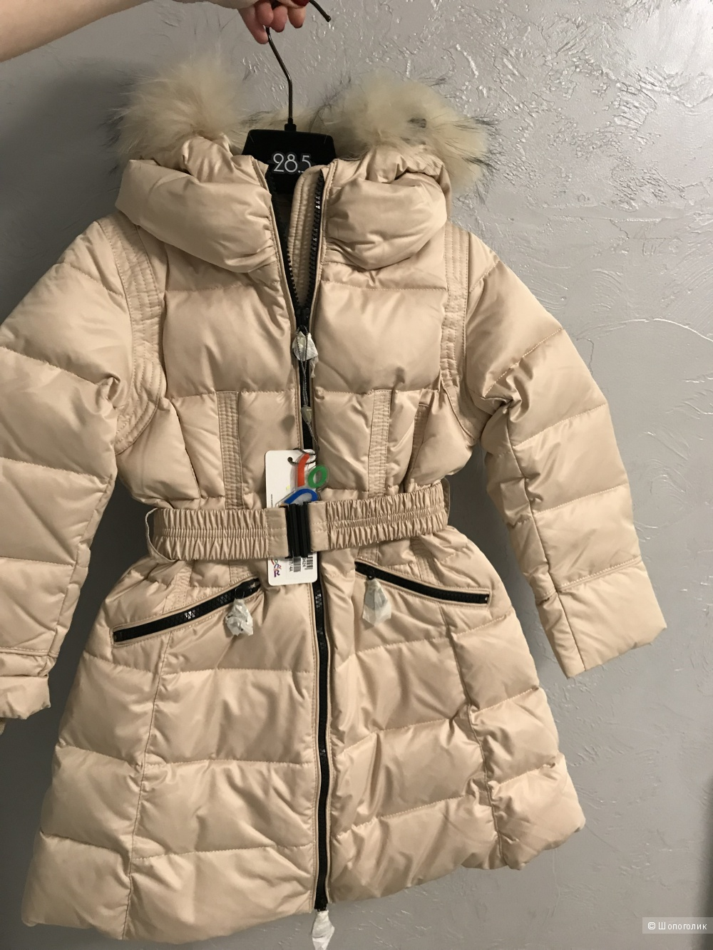 Пуховик Snowimage, размер 110