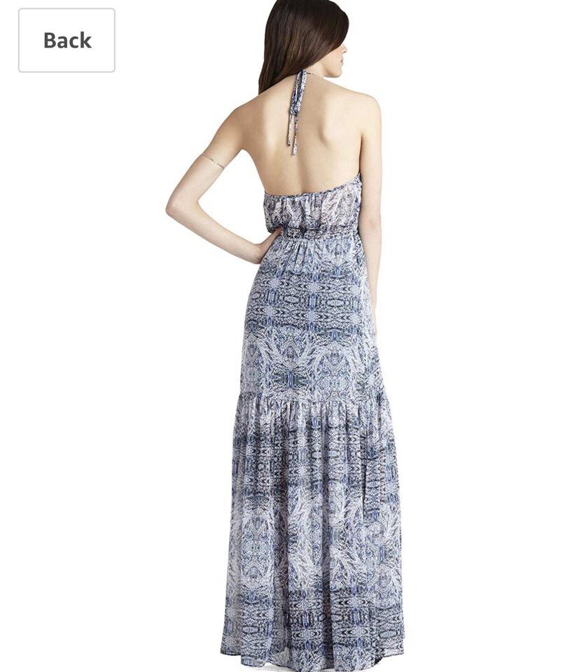Платье в пол от Bcbgeneration S