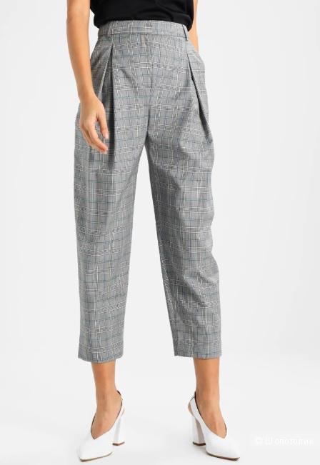 Шерстяные брюки Topshop, размер 34 (40-42)
