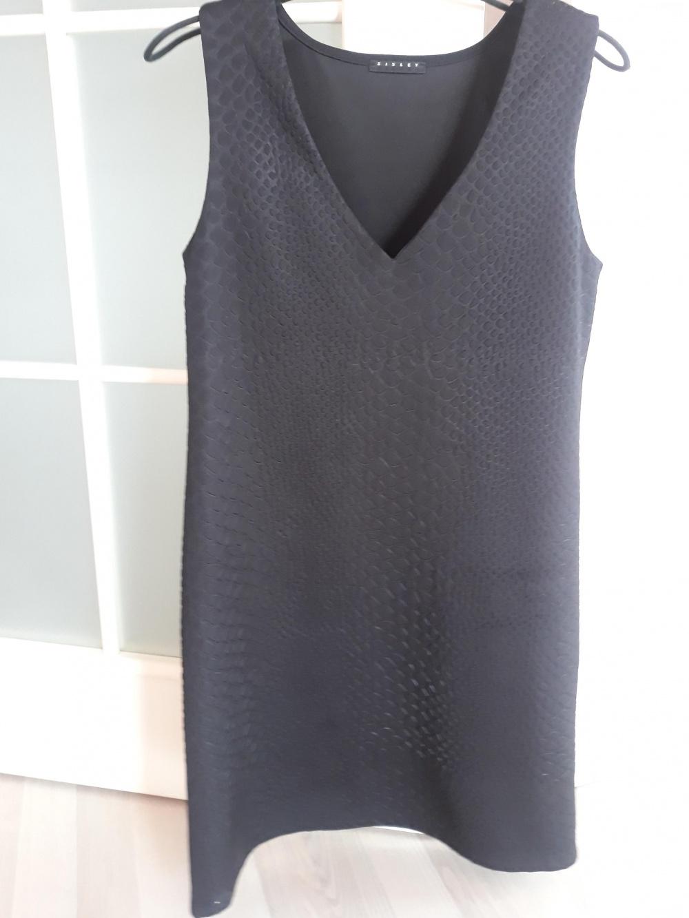 Платье сарафан Sisley, размер XS