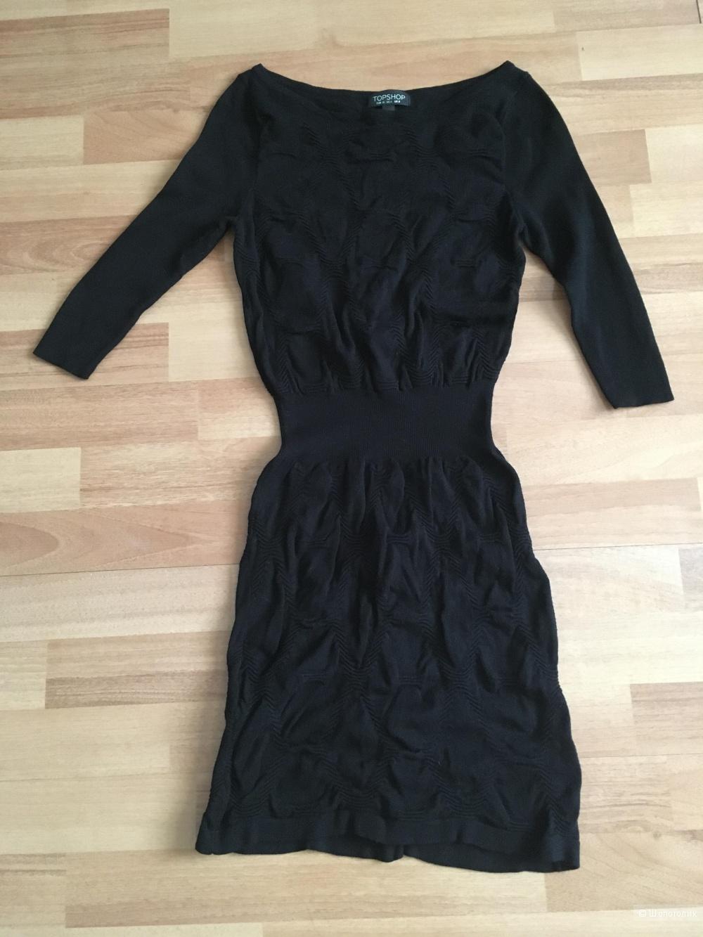 Платье Topshop, размер 36 EUR (42 RUS)