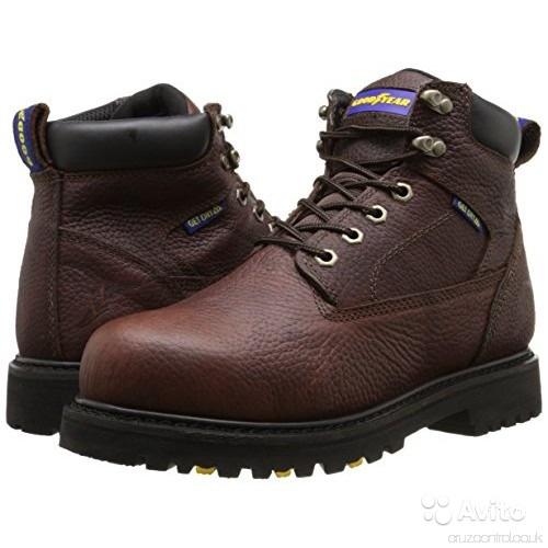 Ботинки Goodyear, размер 44