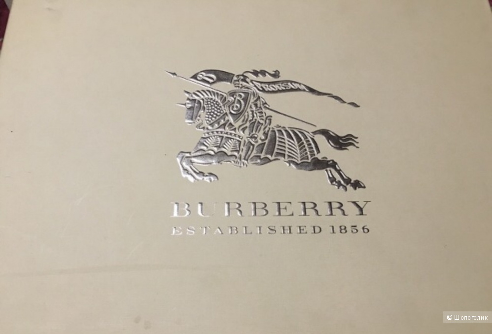 Сапоги Burberry 38 р