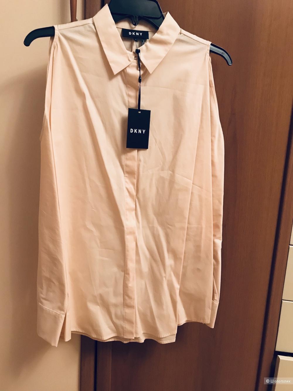 Блузка - Рубашка DKNY S (44 - 46 рус)