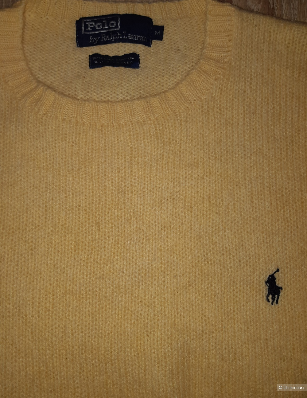 Свитер polo by ralph lauren, размер 46-48+-