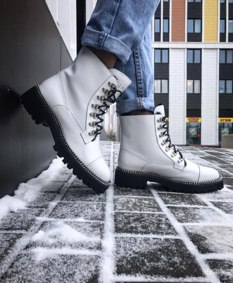Ботинки зимние BALMAIN, 36-40