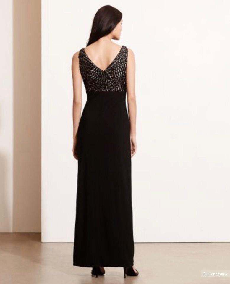 Платье в пол от Ralph Lauren М