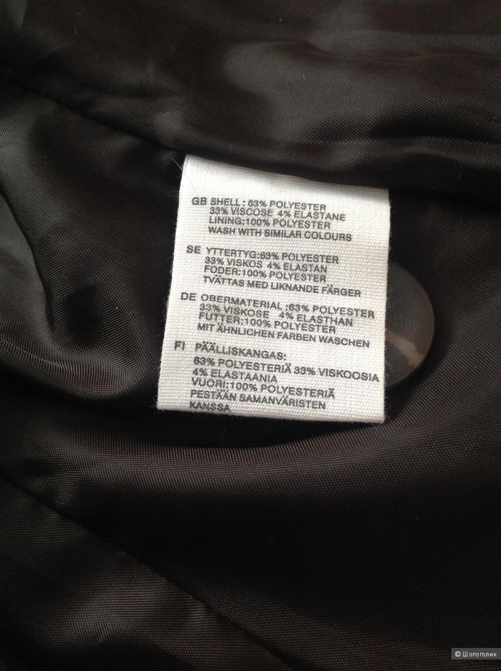 Пиджак жакет H&M, размер 46-48