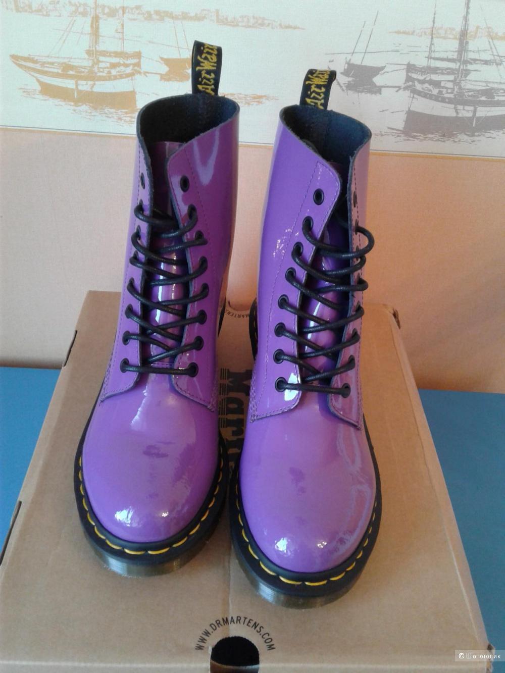 Ботинки Dr Martens, размер 7UK 41EU 9US