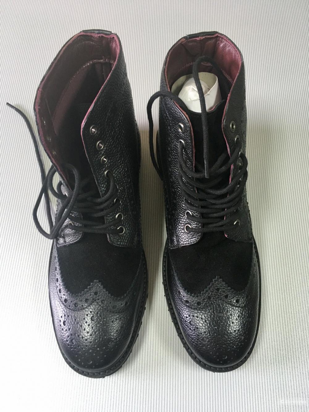 Ботинки броги London Brogues, 40р