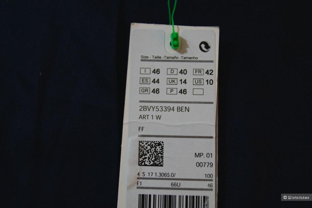 Бомбер с макси-карманами Benetton р.46