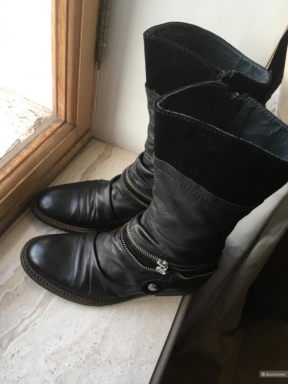 Высокие ботинки Dcode, 37р
